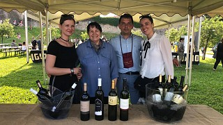 LAG Central Istria Takes Part in the Malvasia Myth Project
